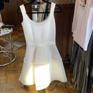 Make Dress White Bubble Size 2